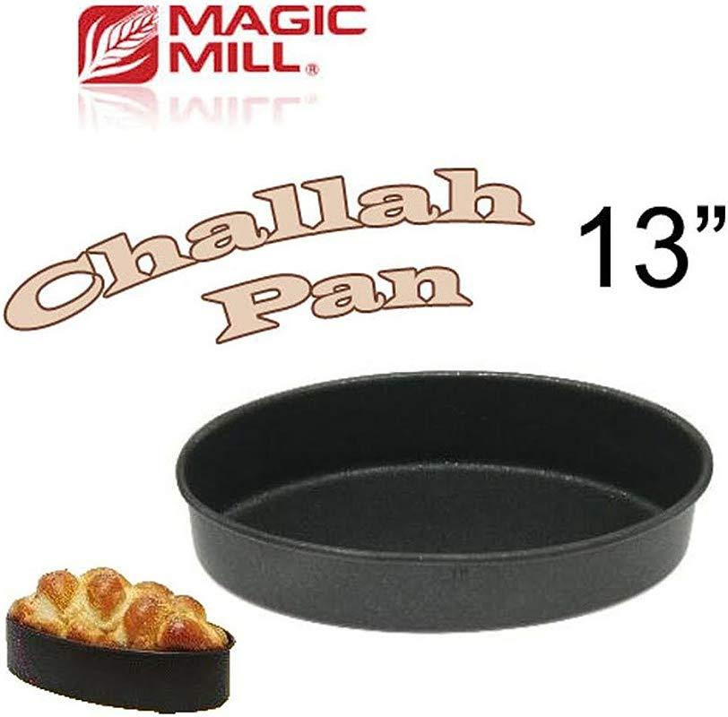 Magic Mill 13 Heavy Duty Non Stick Challah Pan