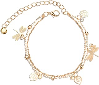 Best dragonfly gold jewelry Reviews