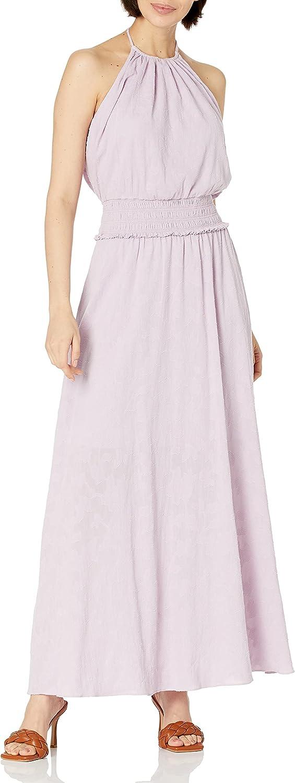 Albuquerque Mall BCBGMAXAZRIA Women's Halter Cheap super special price Dress Maxi