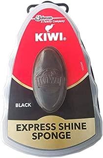 black shine sponge