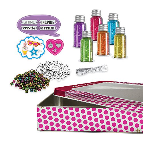American Girl 24180 All About Beading Kit, Multi