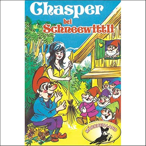 Chasper bei Schneewittli cover art