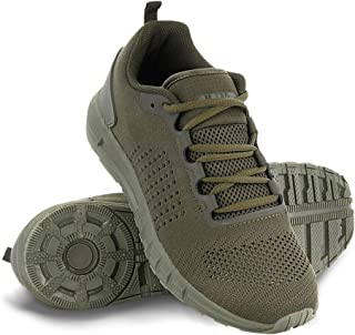 Breathable Mesh Sneakers - Athletic Shoes for Men - Sport...