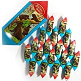 Candies Mishka Kosolapy, Classic Russian Chocolate Gift Box by Red October 454 g | 1 lb