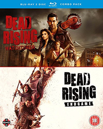 Dead Rising: Watchtower/Endgame Double Pack Blu-ray [Reino Unido] [Blu-ray]