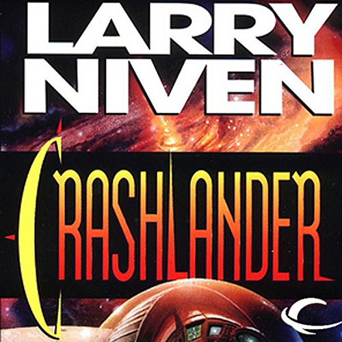 Crashlander audiobook cover art
