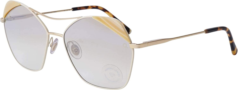 Etnia Barcelona KALAHARI gold YELLOW BEIGE gold women Sunglasses