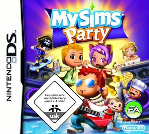 Electronic Arts  MySims Party, Nintendo DS