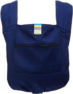 日本エイテックス キャリフリー ポケッタブルキャリー 抱っことおんぶで使える 軽量ポケッタブル抱っこひも ネイビー 01-108