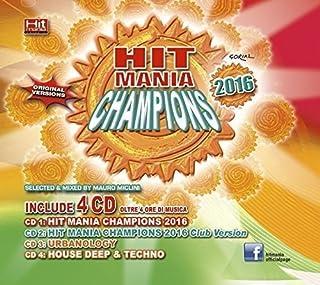 Hit Mania Champions 2016 Boxset
