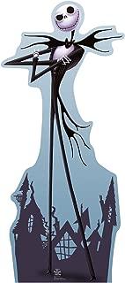 Advanced Graphics Jack Skellington Life Size Cardboard Cutout Standup - Tim Burton's The Nightmare Before Christmas