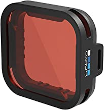 GoPro Blue Water Snorkel Filter for HERO6 Black/HERO5 Black (GoPro Official Accessory)