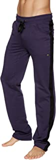 fc9eeb7696a4 Amazon.com  terry purple - Active Pants   Active  Clothing