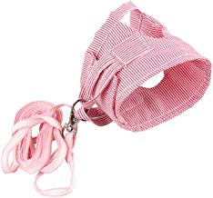 Leash - Harness - Dutch Pig Hamster Small Animal - Small Pet Chest Strap - Out Traction Rope S