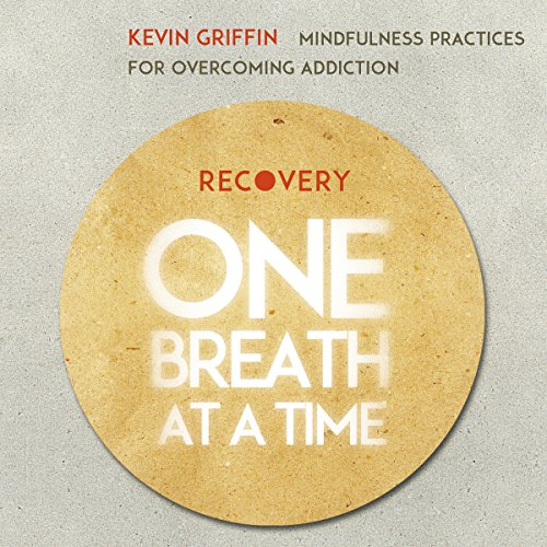 Recovery One Breath at a Time audiobook cover art