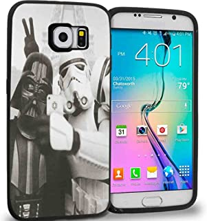 Cell World LLC - Darth Vader Stormtrooper Selfie for Iphone and Samsung Galaxy Case samsung galaxy S8 blackIncludes 1 Screen Protector