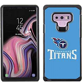 Prime Brands Group NFL-TX1-NOTE9-TTNS Cell Phone Case for Samsung Galaxy Note 9, NFL Tennessee Titans