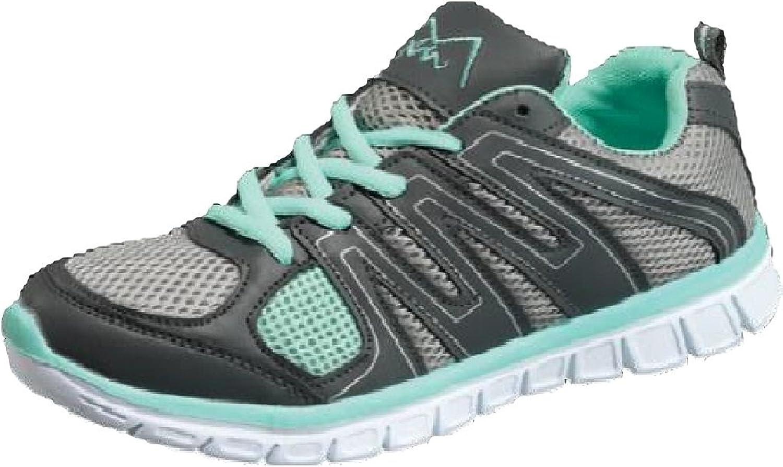 M-Air Womens Mesh Altletic Lace Sneaker