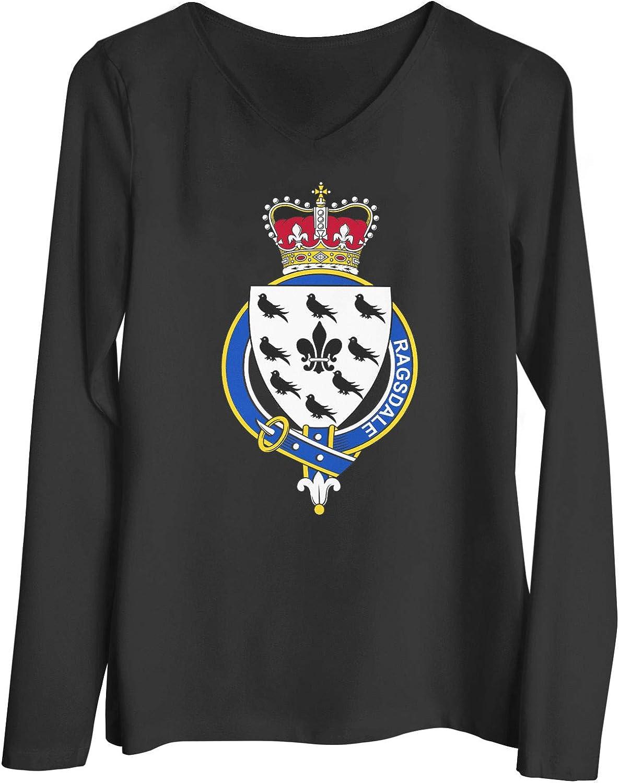 HARD EDGE DESIGN Women's English Garter Family Ragsdale T-Shirt