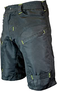 Urban Cycling Apparel The Single Tracker - Mountain Bike MTB Shorts with Secure Pockets