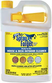 spray and forget roof cleaner walmart