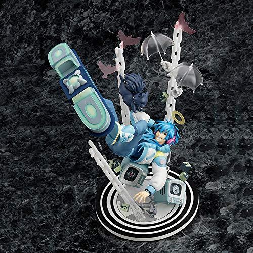 Dramatical Murder Seragaki Aoba Zeichentrickfigur Modell Statue Action-Figur Movable 28.5cm