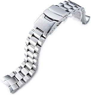 20mmセイコー相撲のEndmill腕時計ブレスレットsbdc001sbdc003sbdc005sbdc031sbdc033