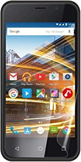 Celicious Vivid Plus Mild Anti-Glare Screen Protector Film Compatible with Archos 40 Neon [Pack of 2]