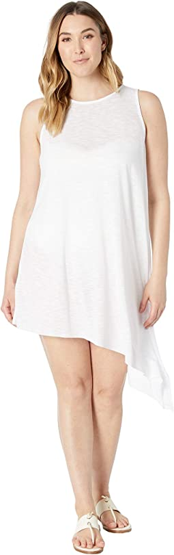Plus Size Keyhole Dress Cover-Up