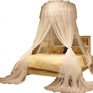 Backpackers Mosquito Net for Single to King Size Beds - for Home and Travel - Easy to Carry & Setup - 3 Openings (Size : 1...