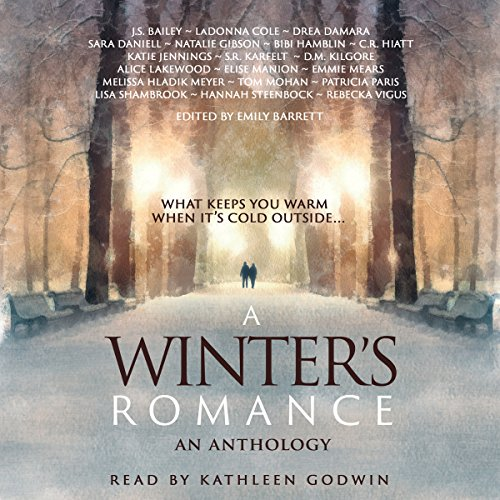 A Winter's Romance audiobook cover art