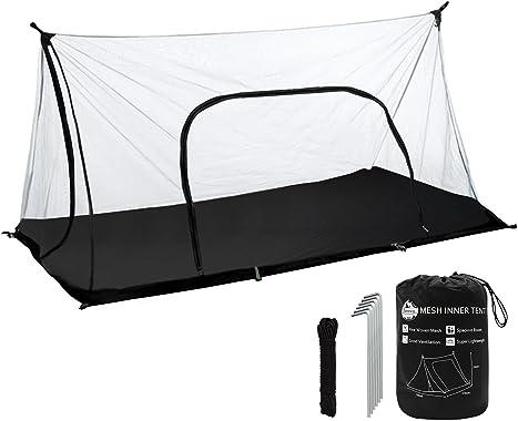 Benvo Trekking Pole Tent Mosquito Net Tent Breeze