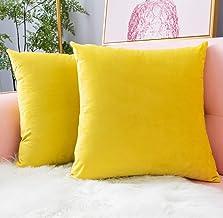 Amazon.es: cojines amarillos