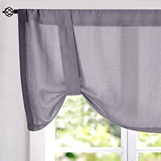 Best gray valances for windows Reviews