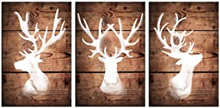 Best white deer silhouette Reviews