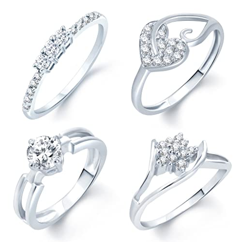 f7cb8cee0 Platinum Rings: Buy Platinum Rings Online at Best Prices in India ...
