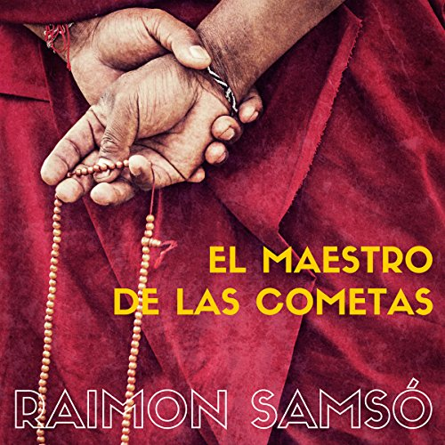 El Maestro de Las Cometas [The Master of Comets] audiobook cover art