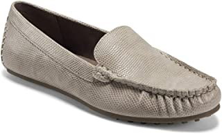 Aerosoles Women's Driving Style Loafer, Taupe, 6.5 Wide
