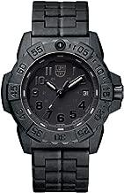 Luminox Navy Seal Quartz Movement Black Dial Men's Watch XS.3502.BO