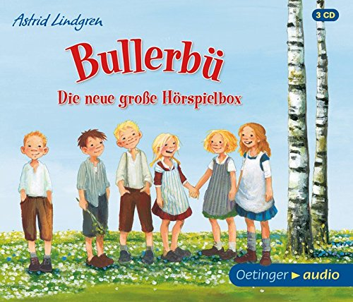 Bullerbü-die Neue Große Hörspielbox