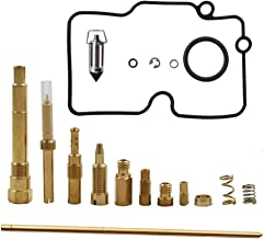 Autoparts Carb for Yamaha YFZ 450 Carburetor Rebuild Kit Carb YFZ450 Repair 2004-2009