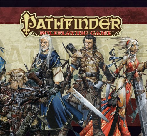 Pathfinder Roleplaying Game GM