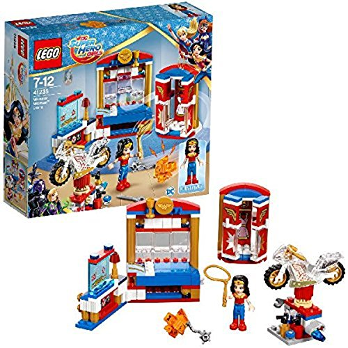 LEGO Super Heroes - Dormitorio de Wonder Woman (41235)