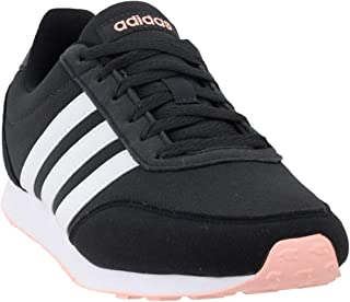 Womens V Racer 2.0 Casual Sneakers, Black, 8.5