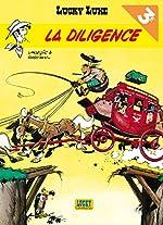 Lucky Luke - Tome 1 - La Diligence - OPÉ ÉTÉ 2018 de Goscinny