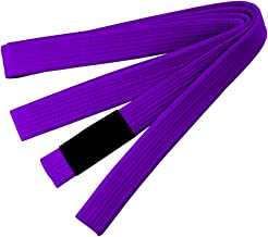 MACS Martial Arts Supplies Brazilian Jiu Jitsu Purple Belt Sizes (A0, A1, A2, A3, A4, A5, A6)