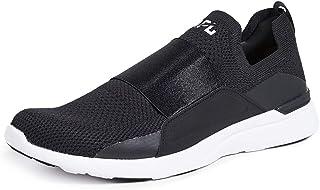 APL: ورزشگاههای پیشرانهی ورزشی Techloom Bliss در حال اجرا کفش ورزشی ، سیاه / سیاه / سفید ، 10 M ایالات متحده