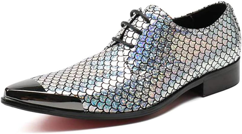 37078771 GanSouy Men's Wedding Uniform Lace Lace Lace up Oxford shoes Formal ...