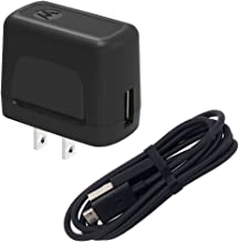 Motorola SJ1446A USB Wall Charger with Micro USB Data Cable - Bulk Packaging - Black