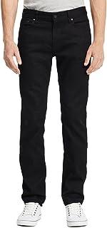 Calvin Klein Jeans Men's Slim Straight Jean Streak Stone